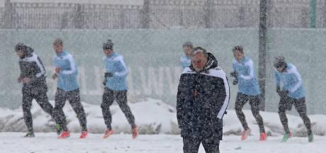 Advocaat hoopt op sneeuw bij rentree in Rusland: 'Dat is toch schitterend?'
