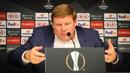 """Vanhaezebrouck: """"Niet iedereen is op dat gebied blijkbaar even professioneel"""" - Trebel: """"Het is hier geen Club Med"""""""