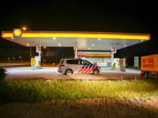 Politieachtervolging na inbraak Shell Mijdrecht