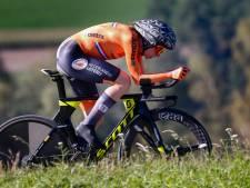 Van Vleuten prolongeert titel, podium geheel Nederlands