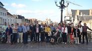 Op groepsuitstap naar Gent