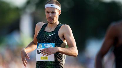 Pieter-Jan Hannes en Robin Hendrix kunnen laatste EK-kans op 1.500 meter niet benutten