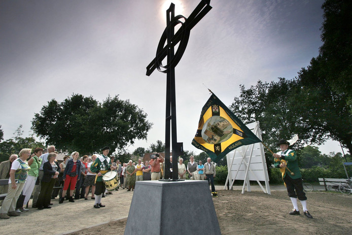 Het Keltische Kruis van Nuland.