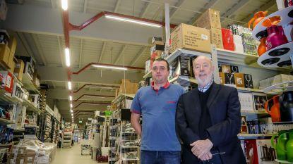 2 jaar cel voor inbraak in Euro Shop via gat in dak