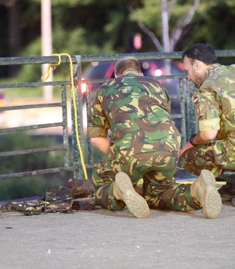 Explosief uit het water gevist bij Soestdijkseplein