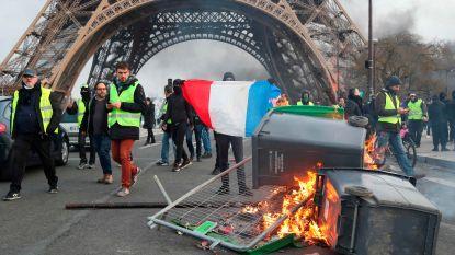 Weerstand tegen Franse 'gele hesjes' groeit
