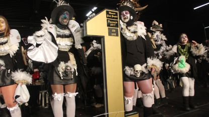 Na Jani nemen De Lodderoeigen nu Boma en co mee op sleeptouw tijdens carnavalsstoet