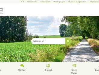 Vind je weg nog gemakkelijker op de nieuwe website van je gemeente
