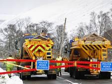Humor in Engeland: sneeuwschuivers krijgen originele namen