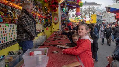Gentse Halfvastenfoor haalt de verwachte 300.000 bezoekers, maar droom van verhuis naar centrum is niet opgeborgen