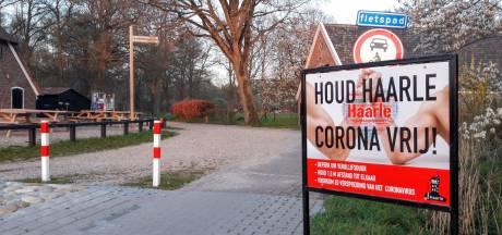 Haarle waarschuwt bezoekers van De Sallandse Heuvelrug