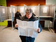 LIVE | Stembureaus gesloten, tellen begint in West-Betuwe