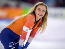 Een hip meisje dat de schaatswereld afstoft: 'Kleine meisjes willen gaan schaatsen door Jutta. Dat is gaaf'