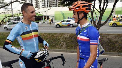 """Onze Chef wielrennen: """"Gilbert is kleurenblind. Hij nam de Belgische WK-tactiek doodleuk door met... Alaphilippe"""""""