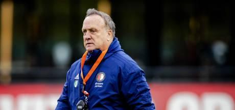 Advocaat wil pas in mei afgerekend worden met Feyenoord