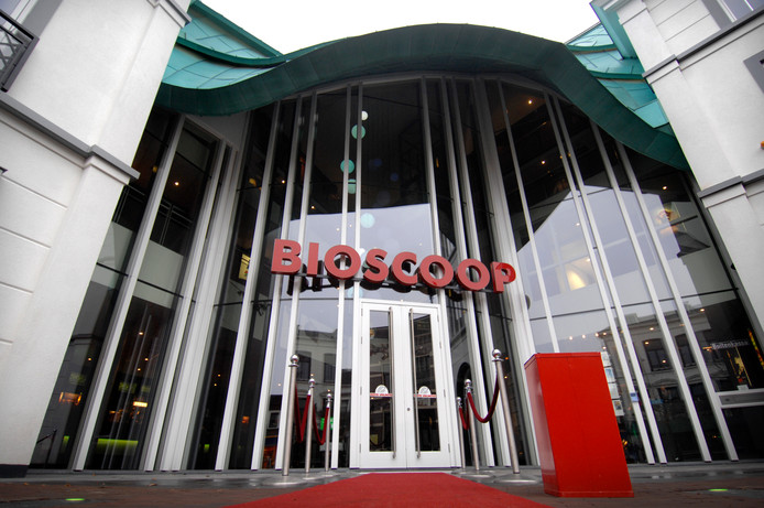 Bioscoop Movie Unlimited aan Amaliaplein in Almelo.