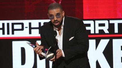Justin Bieber, Rihanna en Drake topwinnaars van American Music Awards