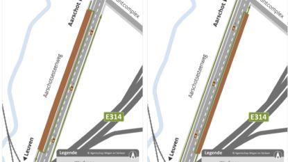 """Vanaf 24 februari werkzaamheden op Aarschotsesteenweg: """"Tot eind maart hinder ter hoogte van de Compostweg"""""""