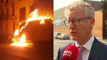 'Brusselse politie niet goed voorbereid op rellen', aldus intern rapport.