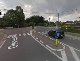 Defecte detectielus zorgt voor stroef verkeer aan kruispunt De Ommegang
