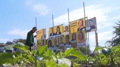 Zo kinderachtig kan de verkiezingsstrijd zijn: op bezoek in Edegem