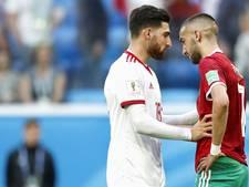 Marokko in rouw na Iraanse dreun in blessuretijd