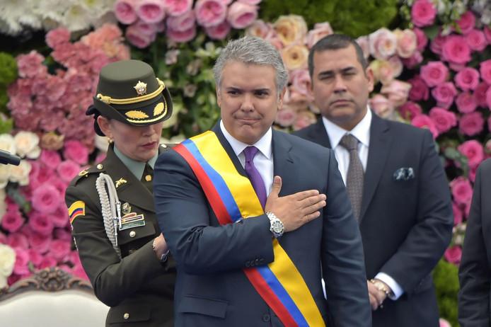 Ivan Duque, le nouveau président colombien
