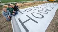 Zwarte vlaggen tegen Ventilusproject tijdens Binck Bank Tour