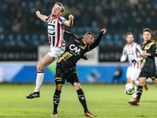 Een beetje gerechtigheid maar voor sterker NAC in derby tegen Willem II