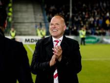 Technisch manager Henk van Stee krijgt promotie bij Sparta