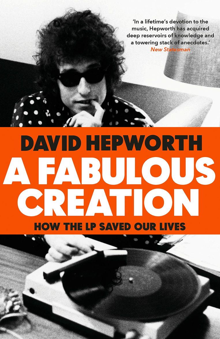 David Hepworth; A Fabulous Creation. Penguin, €19,99. Beeld