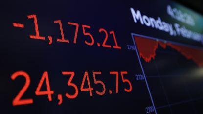 Ook Europese beurzen openen met fors verlies na 'flash crash' op Amerikaanse markten, beurs van Tokio tuimelt naar beneden
