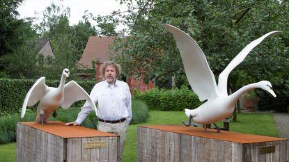 Vogelkunstenaar vliegt naar Amerika