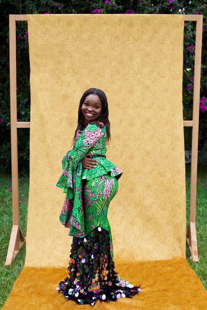 City of Joy collection by Aisha Ayensu.