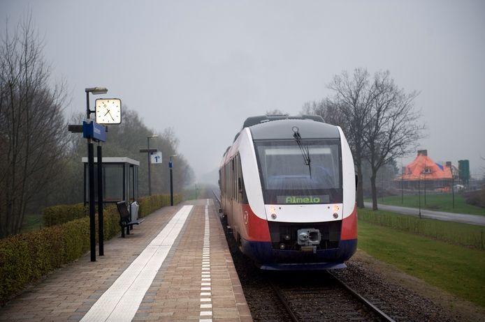 Er rijden dit en volgend weekend geen treinen richting Daarlerveen.