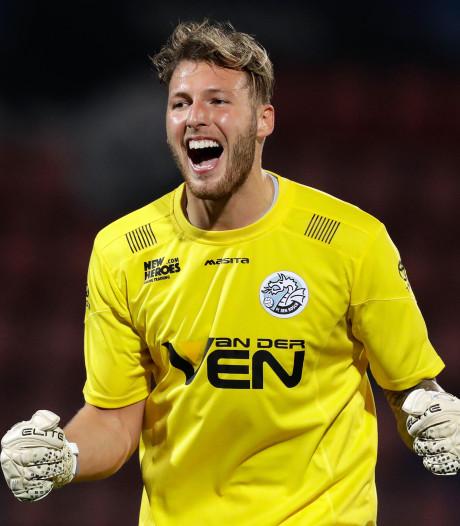Nick Leijten blijft langer bij FC Den Bosch
