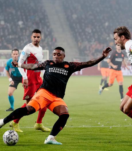 LIVE | Drama voor PSV: 1-0 achterstand en twee maal rood in Utrecht