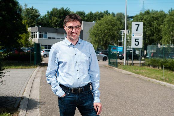 Davy Janssens, professor Mobiliteitswetenschappen aan de UHasselt.