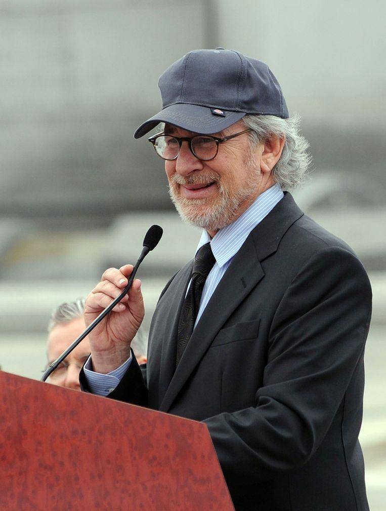 Steven Spielberg. ©AFP Beeld