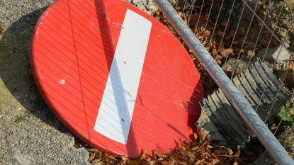 Snuifmolenstraat moet dicht door breuk in wegdek: hinder tot eind deze week