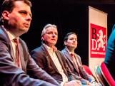 Mislukte informatie in Tilburg: met de billen bloot in debat