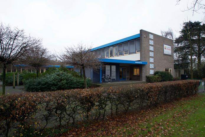 Het voormalige Fioretti College in Sint-Oedenrode, waar nu Starterscentrum Campus Fioretti in gevestigd is.