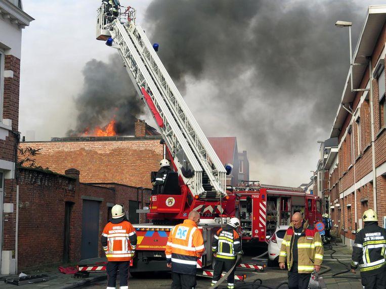 Bij de explosie in de Korte Veldstraat op 23 november 2015 kwam een koppel zeventigers om het leven.