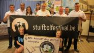 Fanfare- en harmoniemuziek op Stuifbolfestival