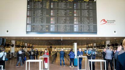 Beveiligingsagenten bewaken voortaan Brussels Airport