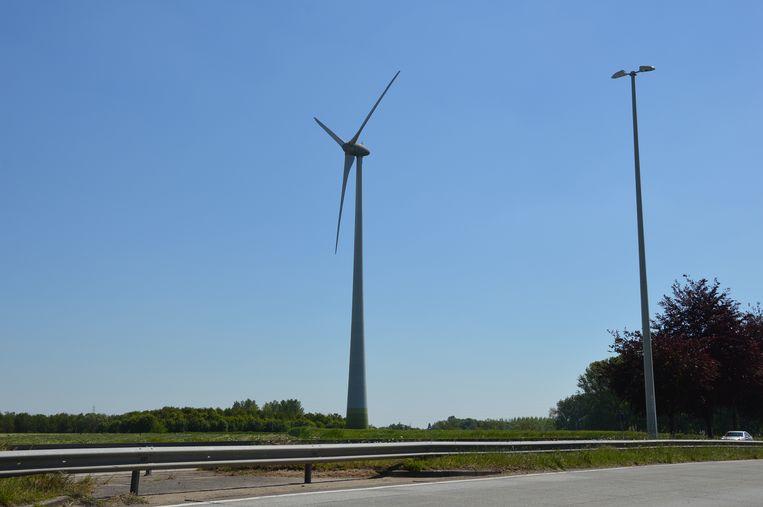 Op grondgebied Haaltert en Denderleeuw staan er al windmolens langs de N45 tussen Ninove en Aalst, maar in buurgemeente Ninove nog niet.
