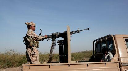 Al meer dan honderd strijders gesneuveld bij slag om havenstad in Jemen