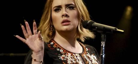 'Adele gaat nooit meer op tournee'