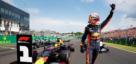 Hungaroring: voor altijd het decor van die eerste historische pole van Verstappen