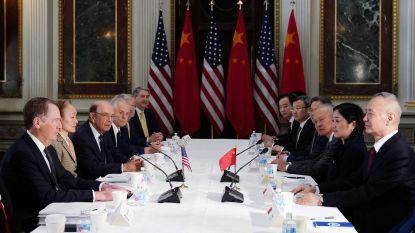 VS en China bereiken gedeeltelijk handelsakkoord